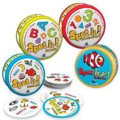 Amazon.com: Spot It! Educational Set: Toys & Games