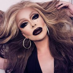 Raven, Drag Makeup, RPDR