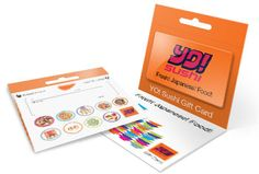 Yo Sushi Gift Voucher Yo Sushi, Gift Vouchers, Gifts, Favors, Presents, Gift