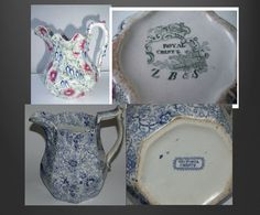 Dishy News - A Transferware Blog: TRANSFERWARE SHEET OR ALL OVER OR CHINTZ PATTERNS