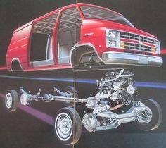 V8-VAN-HANDLING - Custom V8 Van Conversion
