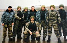 Хто захоплював Краматорськ загін спецпризначення Поребрик - фото - iPress.ua