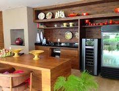 Resultado de imagem para decoração de áreas gourmet