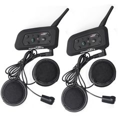 Earphones & Headphones Hottest 800m Professional Intercom Headset Wireless Interphone Bluetooth Motorbike Motorcycle Helmet Interphone Headset Us Plug Crazy Price Bluetooth Earphones & Headphones