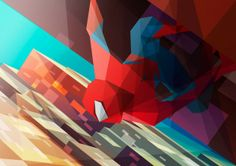 Super Illustrations by Liam Brazier - Digital Art - Fribly