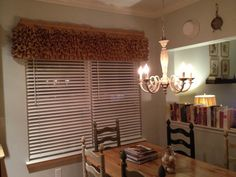 Curtain  Burlap Curtain  Ruffle Burlap Curtain  by SewManly1, $115.00
