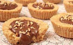 Biscotti alla Nutella senza cottura | Ricetta golosa