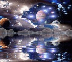 Universo Espiritual Compartiendo Luz: Completar el Círculo - Kryon