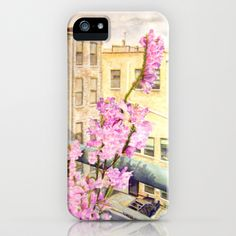 Urban Beauty iPhone Case by Vargamari - $35.00 - watercolor