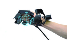 仮想空間でモノに触れる触覚提示デバイス「EXOS」、電動義手開発の exiii が開発中モデルを公開 - THE BRIDGE(ザ・ブリッジ)