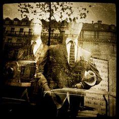 #FineArt #Fashion #Mode #SandraGarbati #Paris