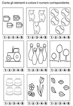 Math For Kids, Crafts For Kids, Water Saving Tips, Kids Math Worksheets, Math Numbers, Circle Time, Preschool Learning, Drawing For Kids, Art Lessons