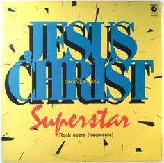 Various - Jesus Christ Superstar Rock Opera (fragments)