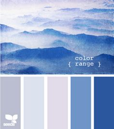 I would love my bedroom with these colors