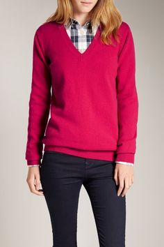 The Anthorpe V-neck from Jack Wills