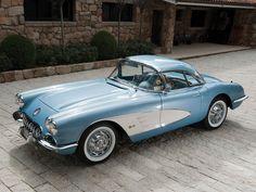 1960 Chevrolet Corvette | Monaco 2014 | RM AUCTIONS
