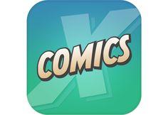 April 2013  App: Comixology