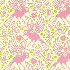 Up Parasol - Meadowlark - Retro Pink