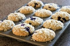 Blueberry Streusel Muffins ~ Use this cinnamon streusel topping:  http://culinaryarts.about.com/od/muffinsquickbreads/r/cinnamnstreusel.htm