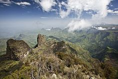 Simien Mountains National Park is one of the National Parks of Ethiopia.