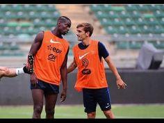 MU fans hope Paul Pogba is working on Antoine Griezmann transfer after I...
