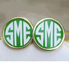 SME earrings