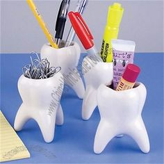 For the dentist's desk. #dentistry