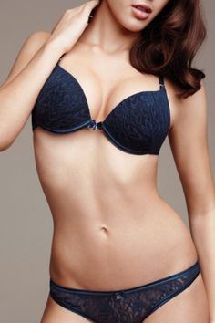 GAS LACE PUSH-UP BRA