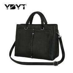 Vintage Zipper Decorative Medium Handbags High Quality Women Totes Clutch Purse Ladies Famous Designer Shoulder Crossbody Bags //Price: $33.62 & FREE Shipping //     #womenfashion