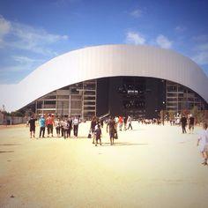Velodrome Marseille, Opera House, Clouds, Building, Travel, Viajes, Buildings, Destinations, Traveling