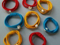 MOMMA: T-shirt Bracelets