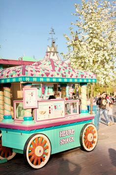 The Cherry Blossom Girl - Disneyland Paris Swing Into Spring 37