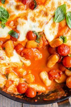 Italian Pasta Recipes Authentic, Italian Dinner Recipes, Gnocchi Recipes, Risotto Recipes, Italian Risotto Recipe, Italian Stew, Tomato Mozzarella, Food Dishes, My Recipes