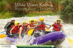 White Water Rafting  Pastaza River ; Ecuador   |   #travel #travels #tours #travelphotography #traveltheworld #travelstoke #travelblog #travelagents #travelagentsinuk #travelpackages #airfares #cheapflights #flights #callnow #booknow #tourpackages #worldtravel #touristattractions #cheapflightstoecuador #flightstoecuador #ecuador  |   Travel with our exclusive offers ; http://www.esperanzatravel.co.uk/cheap-flights-to-ecuador.p…