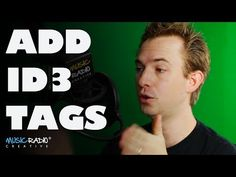 Adding Metadata & ID3 Tags To Podcasts In Adobe Audition CC - YouTube