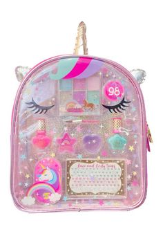 Little Girl Toys, Cool Toys For Girls, Baby Girl Toys, Makeup Kit For Kids, Makeup For Kids, Kids Make Up Set, American Girl Doll Room, Cute Suitcases, Ballerina Jewelry Box