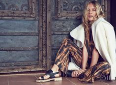 Photo feat. Zippora Seven - Stevie May - Fall 2015 Ready-to-Wear - Catalogue | Brands | The FMD #lovefmd