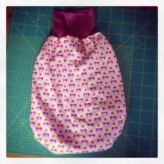 Wendepucksack für Luna