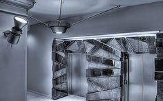 Modern interior designers - Metallic finish #Decor