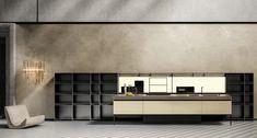 Кухни Кухня SEI 2, Фабрика Euromobil Cucine, SEI2 - Comodo Мебель Для Дома, Дизайн Мебели, Декор, Диван Кровать, Диваны, Современная Кухня