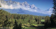 The pinnacle of Canada's mountain golf is Stewart Creek Golf & Country Club, consistently rated among the best golf experiences in the country.  #canmore #yyc #golf