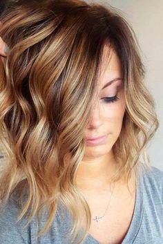 Stylish Medium Layered Hairstyles picture 2
