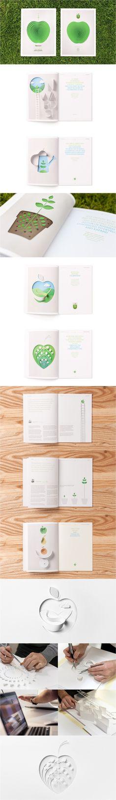 Memoria Anual Corporativa Applegreen by Biográfica