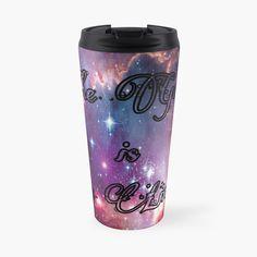 'Aim beyond the skies' Travel Mug by Free Stickers, Mug Designs, Travel Mug, Sky, Art Prints, Mugs, Printed, Awesome, Products