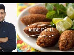 Kibe frito  fácil de fazer  / Kibe easy to do - YouTube