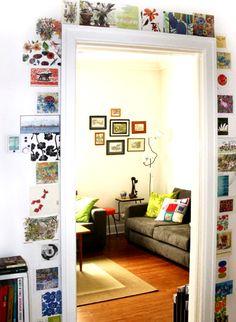 The Bowerbird: My little house on The Design Files! Decor Room, Diy Home Decor, Bedroom Decor, Wall Decor, Bedroom Ideas, Sweet Home, Melbourne House, Diy Casa, The Design Files