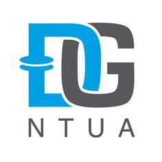 Dimitris Klonos Art Directory: Logo for the Dielectrics Group of NTUA
