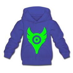 Kids' Hoodie Oohm - Design Mark Lorem http://oopla.spreadshirt.co.uk Cool kids – why not? Nothing wrong with showing some style when you are young, particularly with this cuddly hoodie. The item is made of strong and rugged material that will keep your kids warm. The double-layered hood and kangaroo pouch are both stylish and useful. Consistency: 280g/m². 80% cotton, 20% polyester.