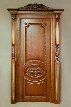 Door furniture design Simple Main Door Design Front Door Design Pooja Rooms Classic Doors Interior Decorating Pinterest 761 Best New Door Images Wood Gates Entrance Doors Gates Driveway