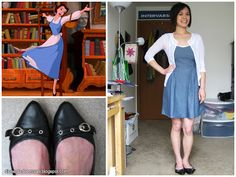 Disnerd Adventures: Fashion Update #3: Beauty & the Beast